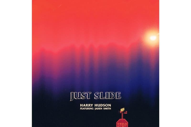 Jaden Smith Harry Hudson Just Slide Track