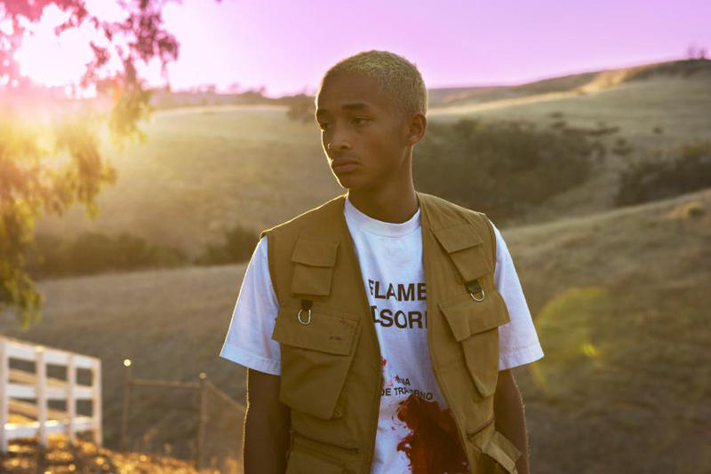 Jaden Smith The Sunset Tapes A Cool Tape Story Mixtape