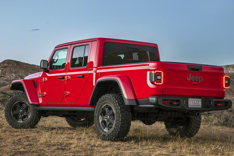 Jeep Gladiator Pickup Truck 2020 First In Years Hypebeast