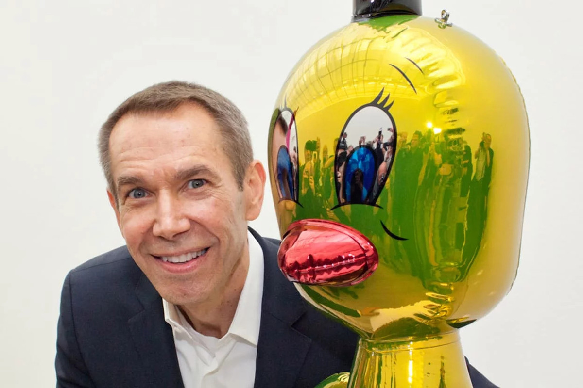 Jeff Koons Found Guilty of Plagiarizing 1980s Ad Campaign