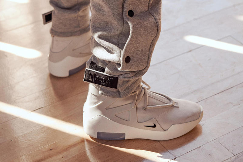 Jerry Lorenzo Fear of God Nike Collection Debut shoes sneakers kicks sportswear Just Do It Colin Kaepernick Nike Air Fear of God NBA Basketball photography
