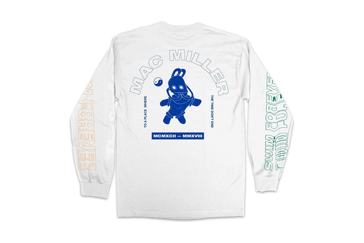 Forever The Title Painter Tshirt Long Sleeve T Shirt