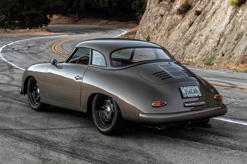 John Oates Emory Motorsports Outlaw Porsche 356 classic car speed custom vintage automotive automobiles restorations german engineering Stuttgart