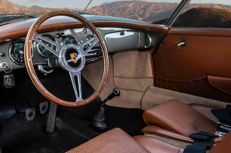 John Oates Emory Motorsports Outlaw Porsche 356 classic car speed custom vintage automotive automobiles restorations german engineering Stuttgart
