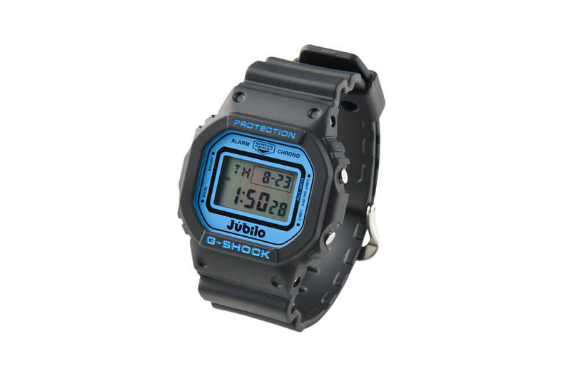 Jubilo Iwata G SHOCK DW 5600 watch casio release date collaboration price info japanese pro soccer team club