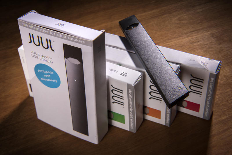 JUUL Flavored Pods Sale Suspension Delete Social Media Food and Drug Administration FDA Government