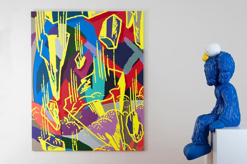 "A Look Inside KAWS' ""GONE"" Exhibition in NYC"