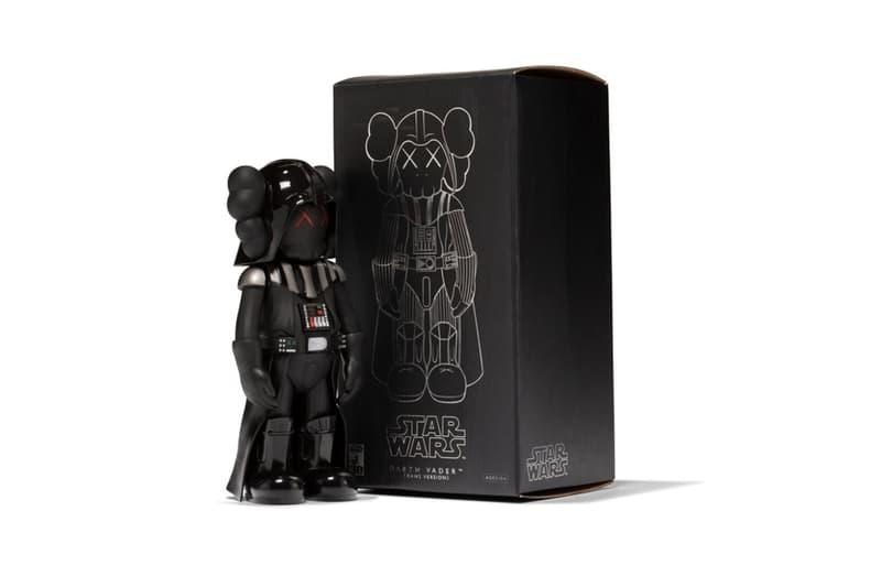 KAWS companion karimoku hajime sorayama vinyl figures sales