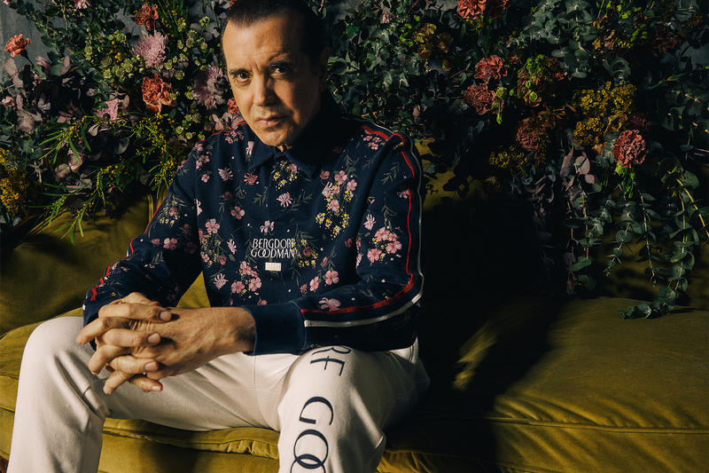 kith bergdorf goodman collection 5 lookbook 2018 november Chazz Palminteri