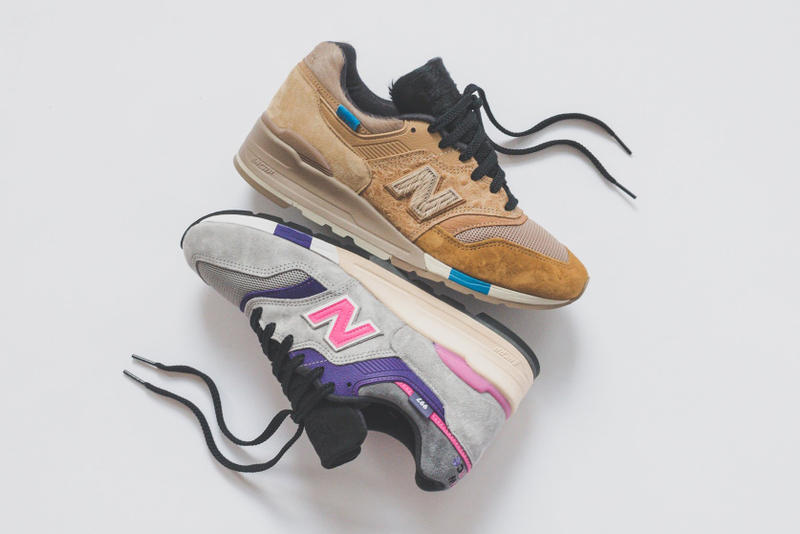 best authentic 67ad6 a0049 KITH and New Balance Unveil 2018 Collection and Release Date ...