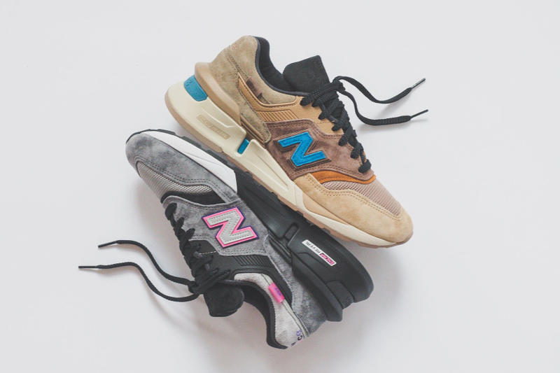 best authentic fe198 b965e KITH and New Balance Unveil 2018 Collection and Release Date ...