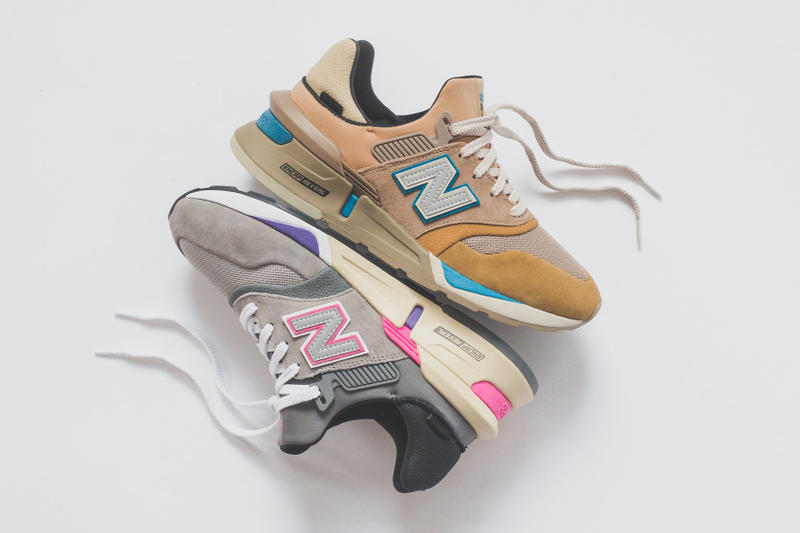best authentic 86870 c1e72 KITH and New Balance Unveil 2018 Collection and Release Date ...