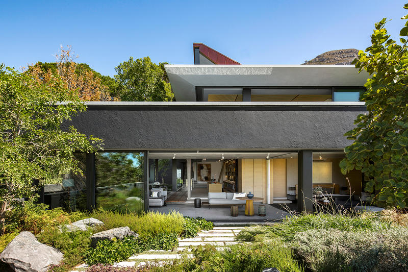 Kloof 119A Saota South Africa Holiday Homes Houses Apartments Flats Living Space Area Swimming Pool Modern Interior Exterior Mountainous Mountains Landscape Stunning Extraordinary Views Architecture Architect Architects Team Company