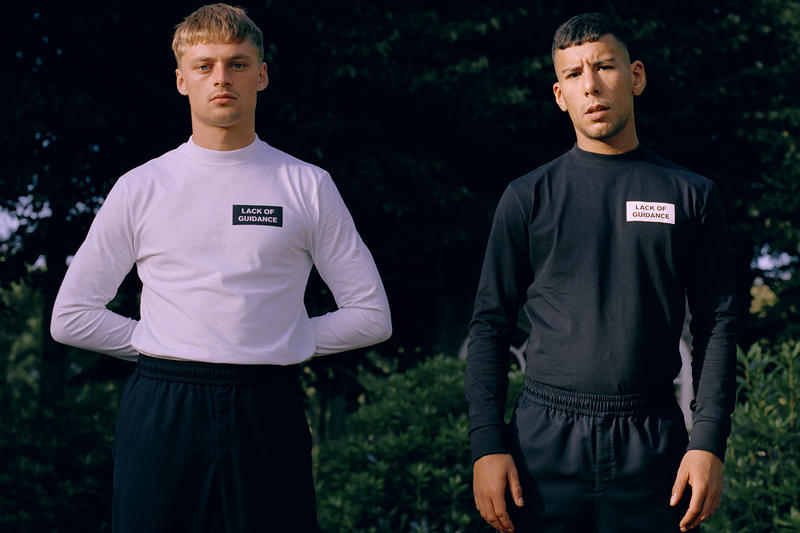 Lack of Guidance First Collection Lookbook Football Inspired Collabs Nike Woei Mundial First Collection Netherlands