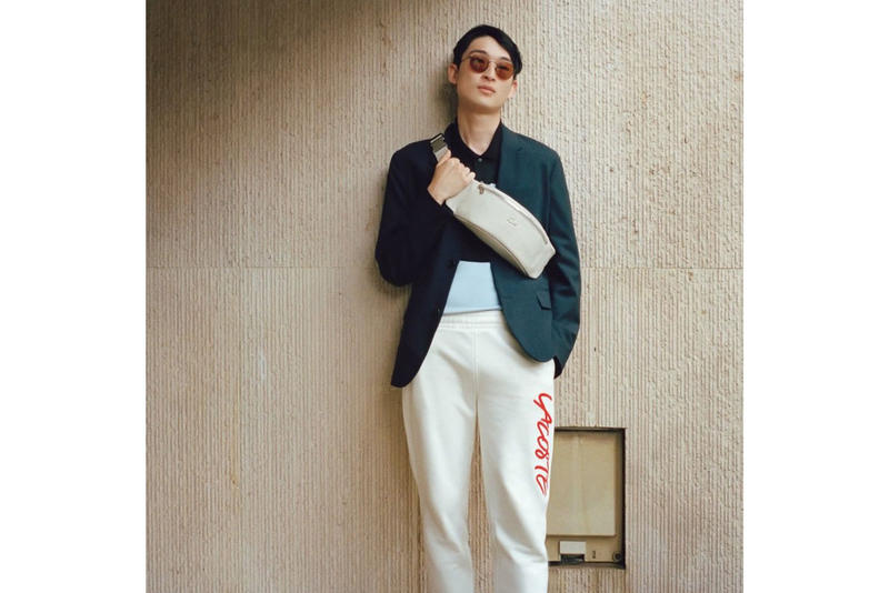 Lacoste L!VE Spring/Summer 2019 Lookbook collection release date price purchase buy online