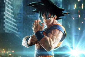 Latest 'Jump Force' Trailer Highlights Super Saiyan God Goku & Vegeta
