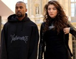 "Lorde Believes Kanye West & Kid Cudi ""Stole"" Her 2017 Stage Design"