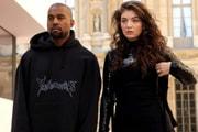 "Lorde Believes Kanye West & Kid Cudi ""Stole"" Her 2017 Stage Design"
