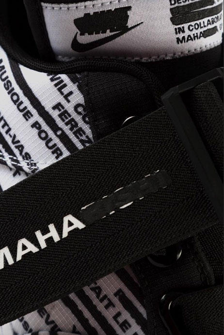maharishi x Nike Collaboration Release Date teaser preview sneaker footwear collection air force 1 colorway