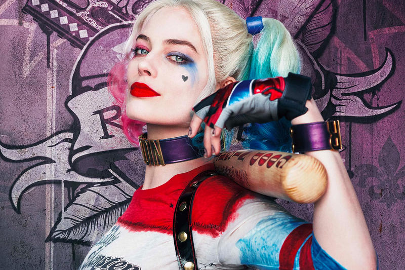 Margot Robbie Birds of Prey Real Title Release Date Reveal DC Comics Warner Bros. Harley Quinn Huntress Black Canary Mask Joker DC
