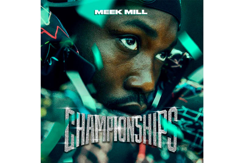Meek Mill Oodles O' Noodles Babies Uptown Vibes Stream CHAMPIONSHIPS Fabolous Anuel AA rap hip-hop music