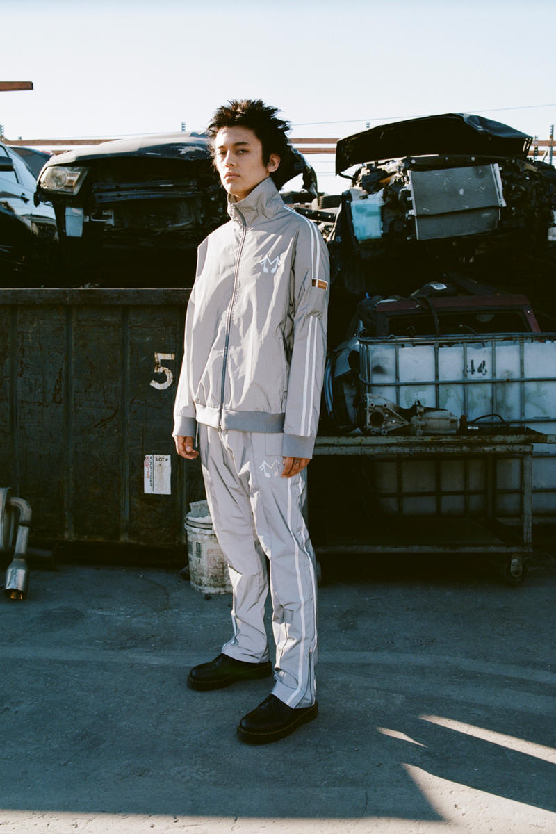 Midnight Studios Fall Winter 2018 I REMEMBER NOTHING Lookbook Shane Gonzales