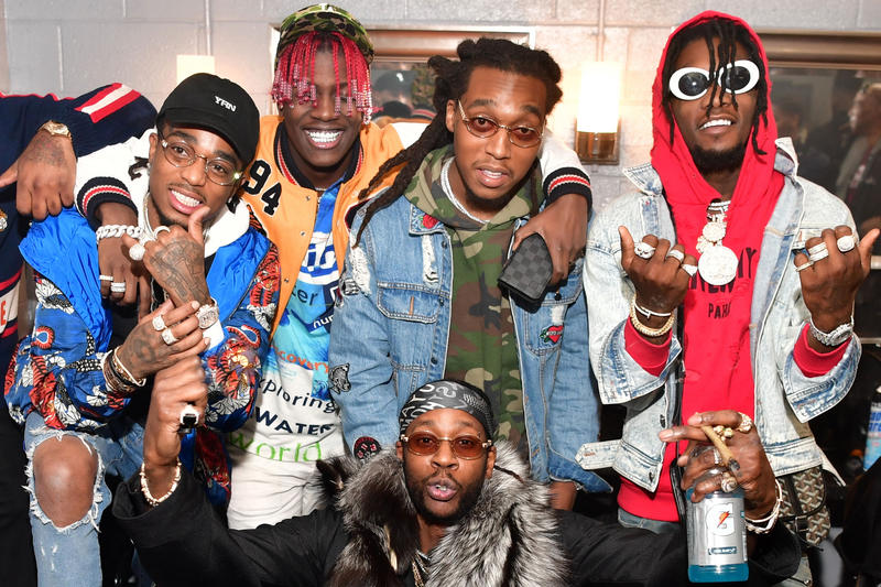Migos, Lil Yachty, Ludacris & More Set to Play Pre-Super Bowl Concert super bowl liii football nfl Atlanta ea sports bowl mercedes benz arena