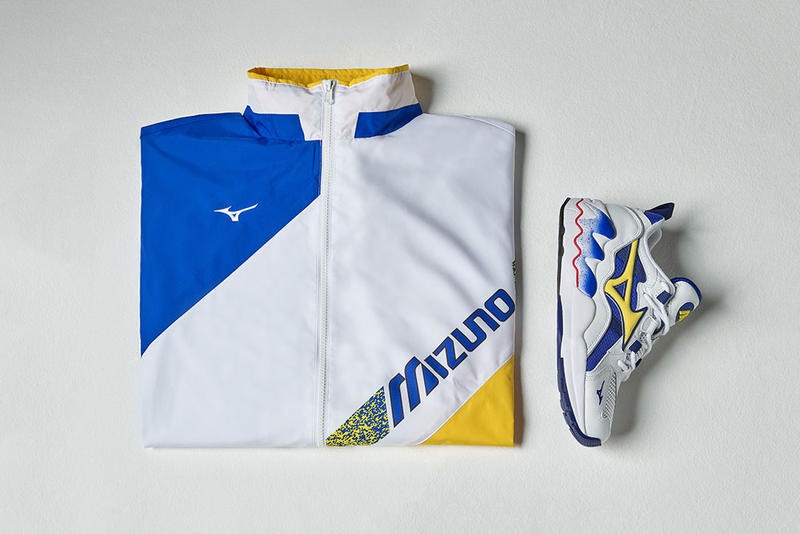 Mizuno Wave Rider 1 OG royal blue safety yellow Colorway Release Date info price sneaker retailers stockists purchase buy online