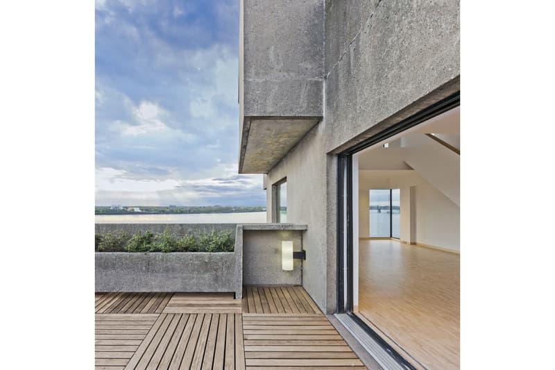 Moshe Safdie Habitat 67 Unit Restoration homes architecture Homes montreal Canada