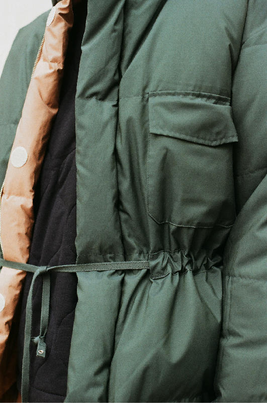 Namu Shop FW18 fall winter 2018 2019 Editorial Kaptain Sunshine ts(s) tss Eastlogue document Phlannel clothing fashion menswear