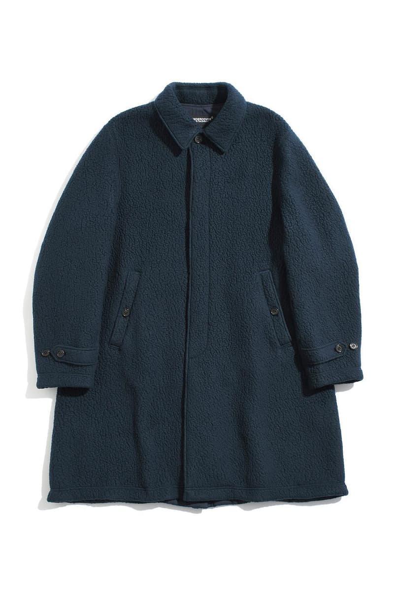 UNDERCOVER Polartec Fleece