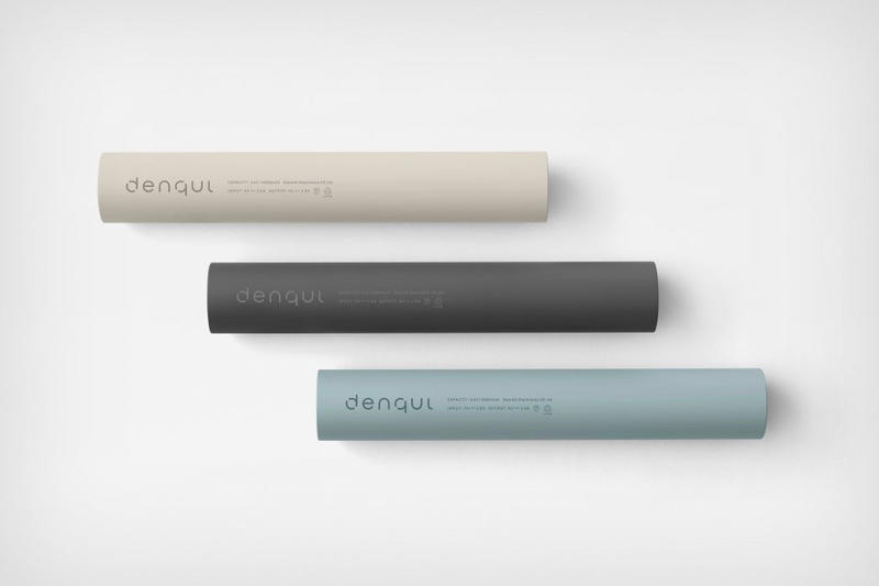 Nendo Denqul Kinetic Power Bank Mobile Charger tech design apple iphone mobile cellphone android google japan minimal design modern
