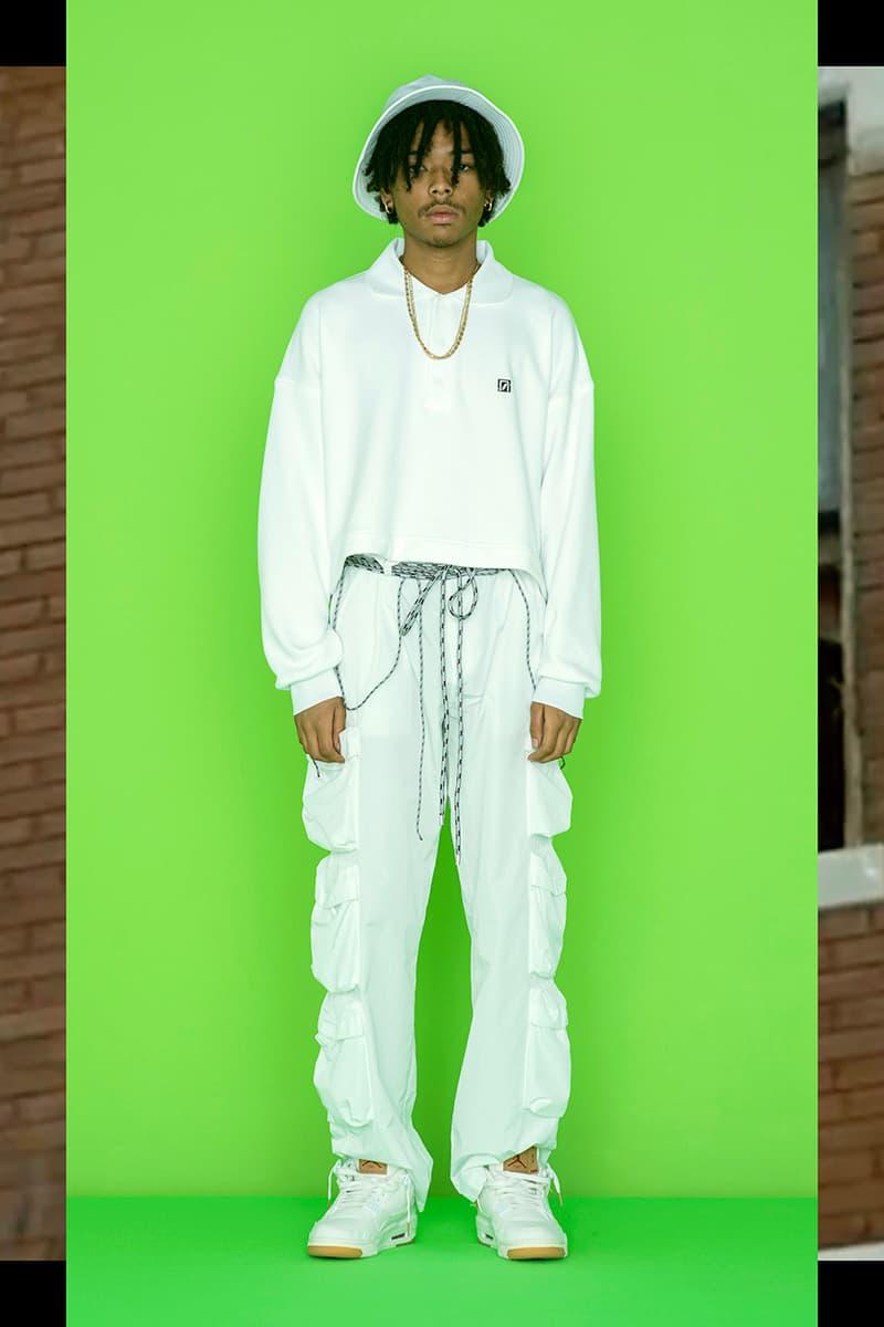 Neon Sign Spring Summer Lookbook fashion japan style hypebeast tokyo sportswear athletics sports baggy