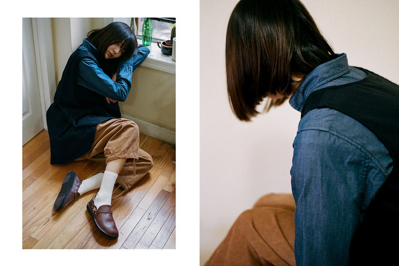 Nepenthes FWK by Engineered Garments Fall Winter 2018 Editorial