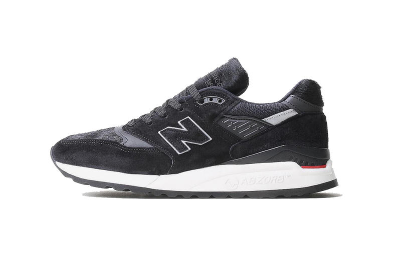 New Balance Made in the USA 998 Pony Hair footwear sneakers shoes American classic