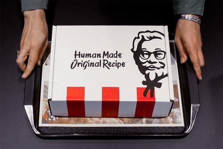 NIGO Teases a HUMAN MADE Collaboration With KFC