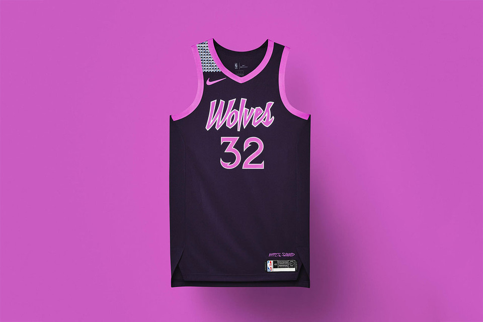 181dfe790ac Nike Shares 2018-2019 City Editions Uniforms