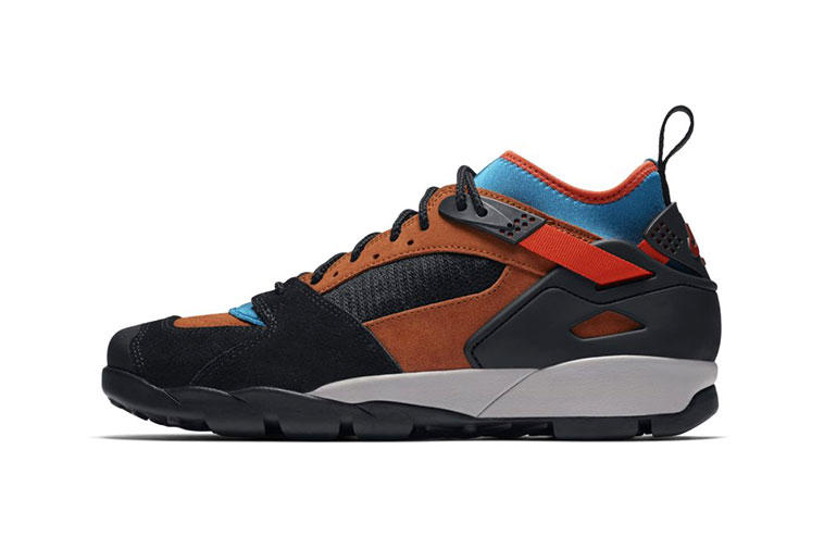 f5d8cd0d5f88 Nike ACG Air Revaderchi Green Abyss Dark Russet release date price november  2018