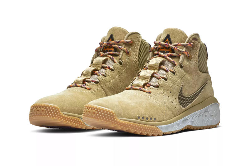 "Nike ACG Angel's Rest ""parachute beige"" ""Thunder Grey"" Release Date info price novemebr 2018 boot colorways"
