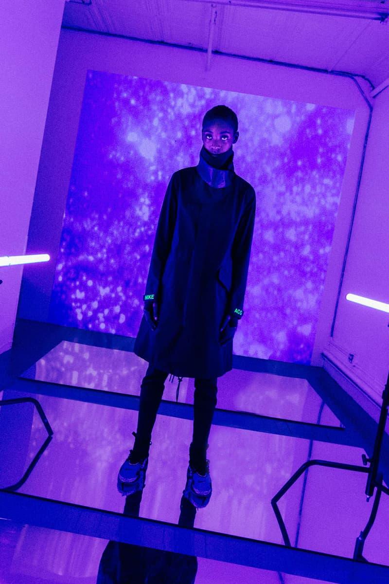 nike acg errolson hugh collection release date info november 23 2018 drop jacket shirt pants outerwear nikelab december 12 20