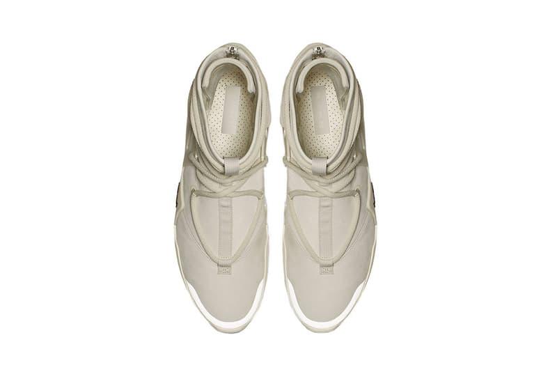 nike air fear of god 1 bone black 2018 december footwear jerry lorenzo