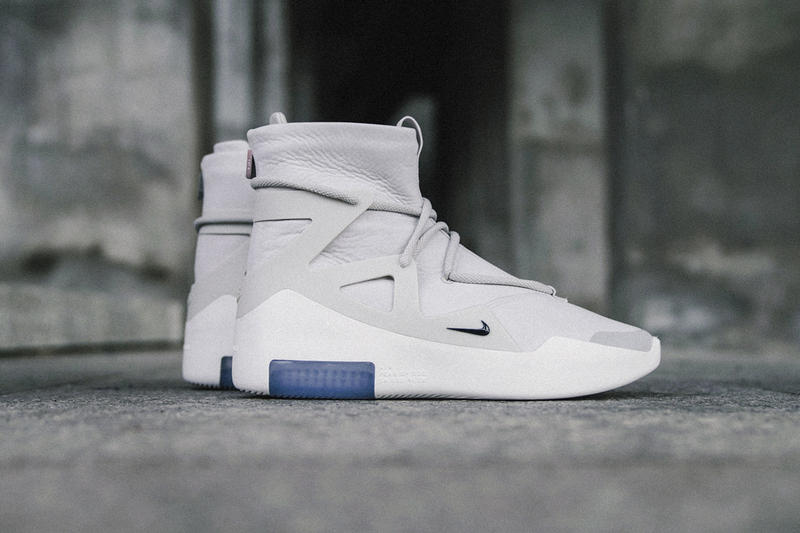488b8327a4b Nike Air Fear of God 1 Sneakers Closer Look Jerry Lorenzo Shoes Trainers  Kicks Footwear Cop