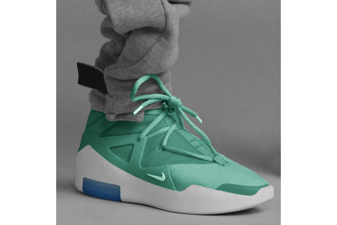 Nike Air Fear of God 1 SS19 Colorways