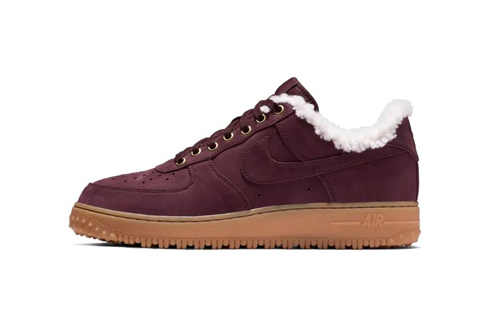 newest 3da57 661f3 Nike Air Force 1 Premium WInter