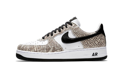 "Nike Air Force 1 ""Cocoa Snake"""
