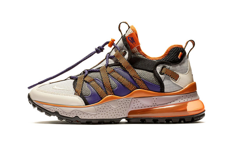 Nike Air Max 270 Bowfin Retro ACG Colorway Black Sail Orange Purple Mowabb Release Info Date