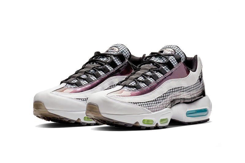 nike air max 95 grid pack 2018 december nike sportswear footwear