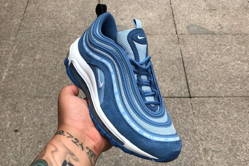 19046c49db Nike Air Max 97 Have A Nike Day First Look Release info Date black White  Blue