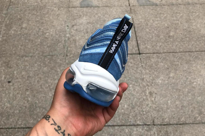 Nike Air Max 97 Have A Nike Day First Look Release info Date black White Blue light Another