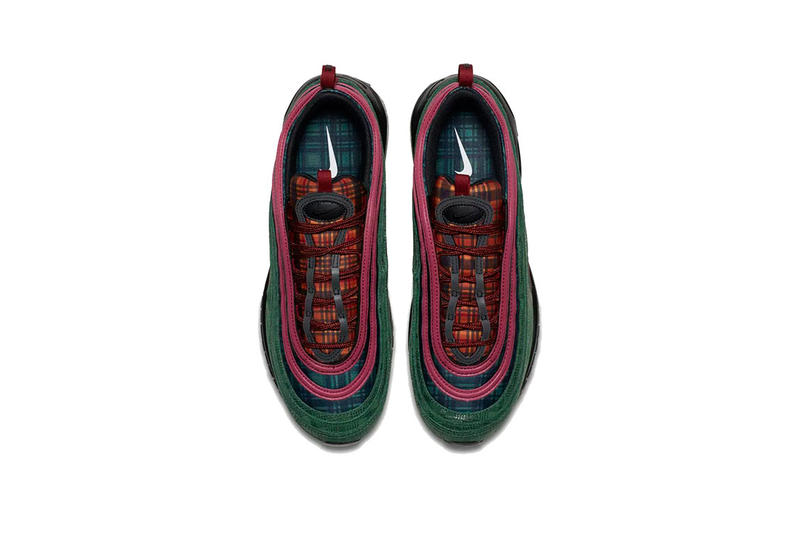 nike air max 97 nrg team red midnight spruce release date 2018 november footwear nike sportswear